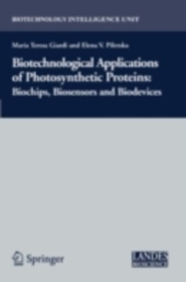 (ebook) Biotechnological Applications of Photosynthetic Proteins