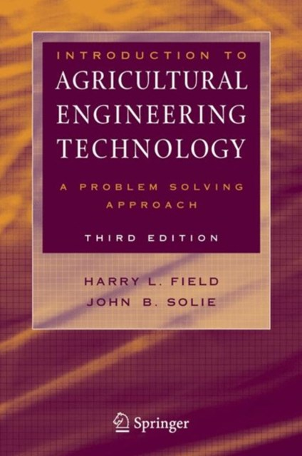 (ebook) Introduction to Agricultural Engineering Technology