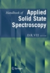 (ebook) Handbook of Applied Solid State Spectroscopy - Science & Technology Chemistry