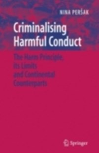 (ebook) Criminalising Harmful Conduct - Reference Law