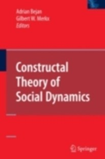 (ebook) Constructal Theory of Social Dynamics - Science & Technology Engineering