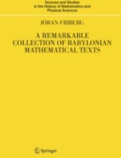 (ebook) Remarkable Collection of Babylonian Mathematical Texts - Science & Technology Mathematics