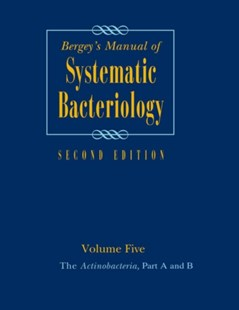 (ebook) Bergey's Manual of Systematic Bacteriology - Reference Medicine