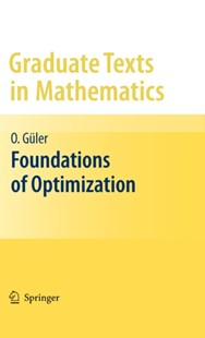 (ebook) Foundations of Optimization - Business & Finance Organisation & Operations