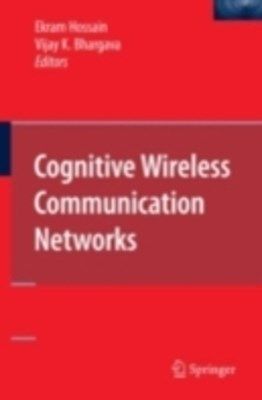 (ebook) Cognitive Wireless Communication Networks