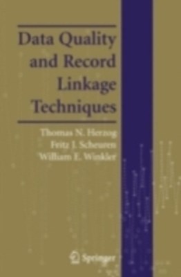 (ebook) Data Quality and Record Linkage Techniques