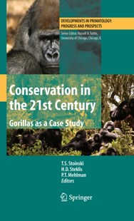 (ebook) Conservation in the 21st Century: Gorillas as a Case Study - Science & Technology Biology