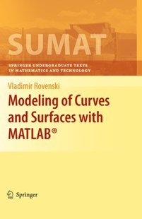 (ebook) Modeling of Curves and Surfaces with MATLAB(R) - Computing Program Guides