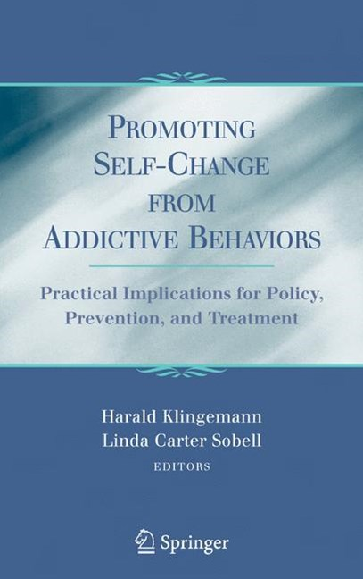 Promoting Self-Change from Addictive Behaviors