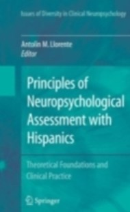 (ebook) Principles of Neuropsychological Assessment with Hispanics - History
