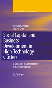 (ebook) Social Capital and Business Development in High-Technology Clusters - Business & Finance Business Communication
