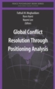 (ebook) Global Conflict Resolution Through Positioning Analysis - Social Sciences Psychology