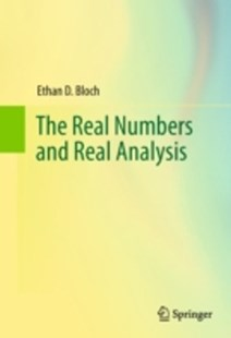 (ebook) Real Numbers and Real Analysis - Science & Technology Mathematics