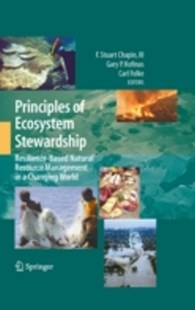 (ebook) Principles of Ecosystem Stewardship - Business & Finance Careers