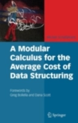 Modular Calculus for the Average Cost of Data Structuring