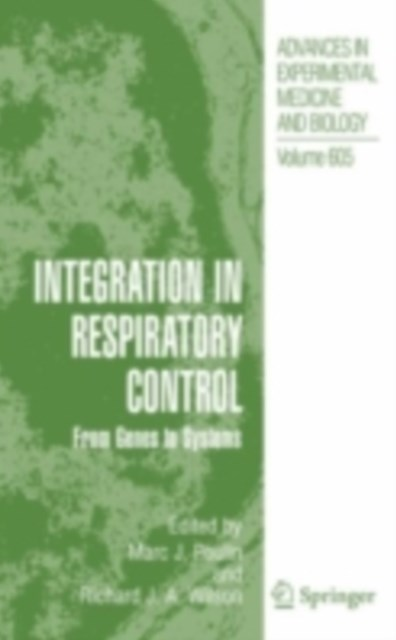 (ebook) Integration in Respiratory Control