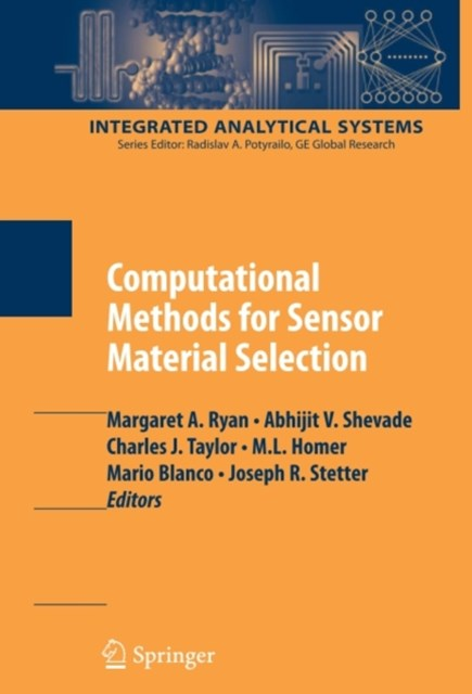 (ebook) Computational Methods for Sensor Material Selection