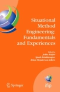 (ebook) Situational Method Engineering: Fundamentals and Experiences - Computing