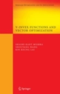 (ebook) V-Invex Functions and Vector Optimization - Business & Finance Management & Leadership
