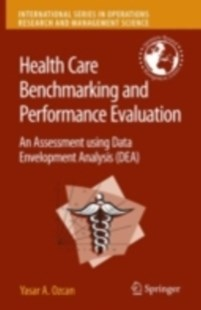 (ebook) Health Care Benchmarking and Performance Evaluation - Business & Finance Ecommerce
