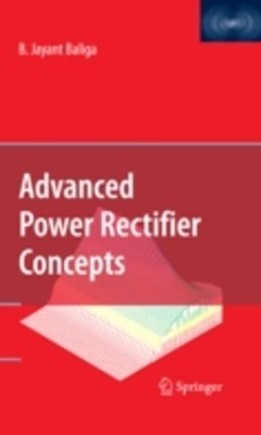 (ebook) Advanced Power Rectifier Concepts