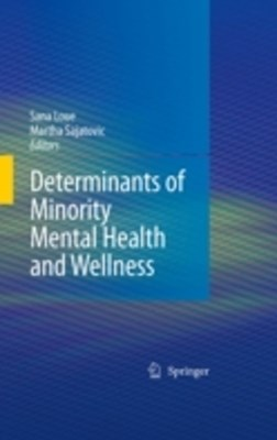 (ebook) Determinants of Minority Mental Health and Wellness