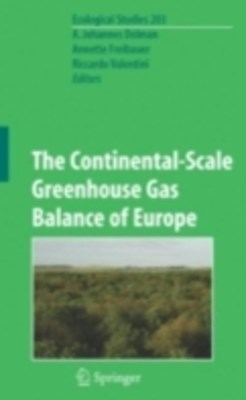 Continental-Scale Greenhouse Gas Balance of Europe
