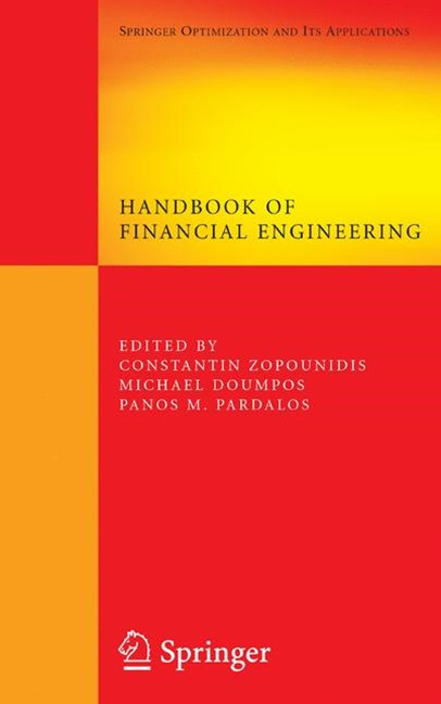 Handbook of Financial Engineering: Preliminary Entry 2000