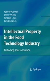 (ebook) Intellectual Property in the Food Technology Industry - Business & Finance Careers