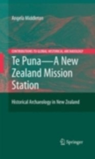 (ebook) Te Puna - A New Zealand Mission Station - Religion & Spirituality Christianity