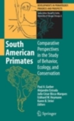 (ebook) South American Primates