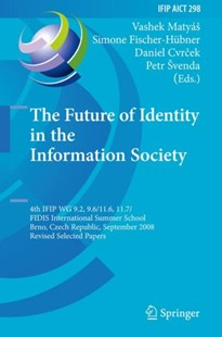 (ebook) Future of Identity in the Information Society - Computing