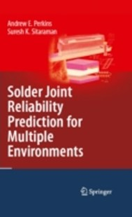 (ebook) Solder Joint Reliability Prediction for Multiple Environments - Science & Technology Engineering