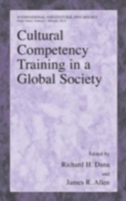 (ebook) Cultural Competency Training in a Global Society