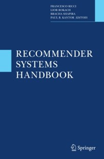 (ebook) Recommender Systems Handbook - Business & Finance Ecommerce