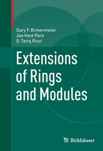 (ebook) Extensions of Rings and Modules - Science & Technology Mathematics