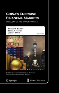 (ebook) China's Emerging Financial Markets - Business & Finance Careers