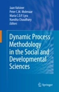 (ebook) Dynamic Process Methodology in the Social and Developmental Sciences - Reference