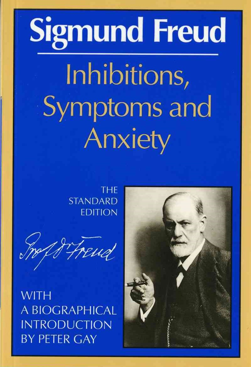 Inhibitions, Symptoms and Anxiety