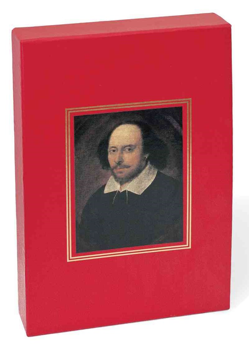 The Norton Facsimile of the First Folio of Shakespeare Based on Folios in the Folger Library Collection