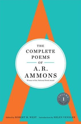 The Complete Poems of A. R. Ammons Volume 1 1955-1977
