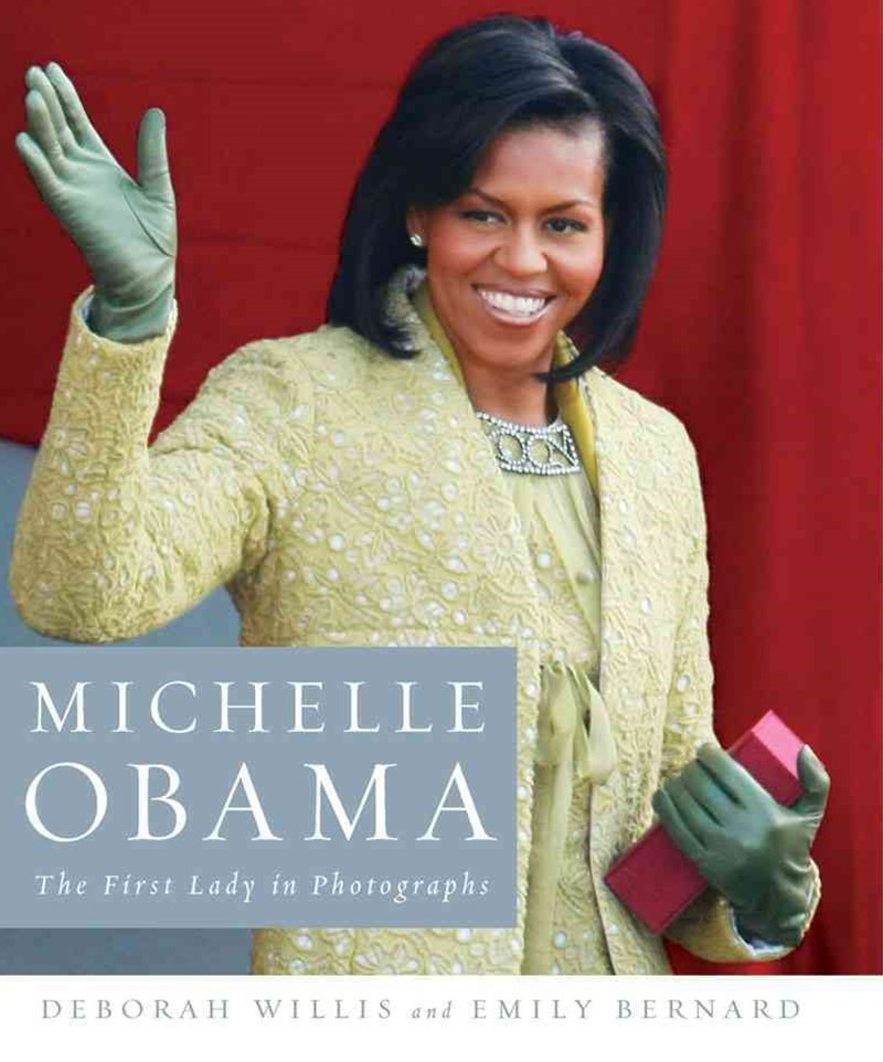 Michelle Obama the First Lady in Photographs