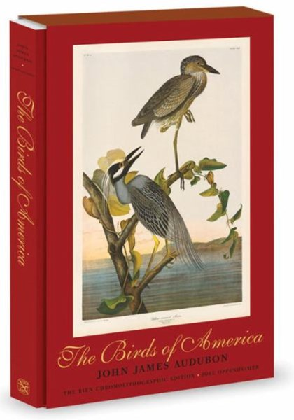 The Birds of America the Bien Choromolithographic Edition