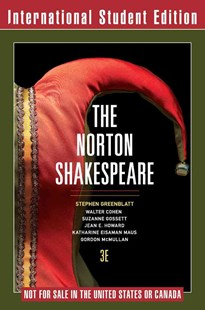 Norton Shakespeare 3E International Student Edition with Registration Code by Stephen Greenblatt (9780393263121) - PaperBack - Reference