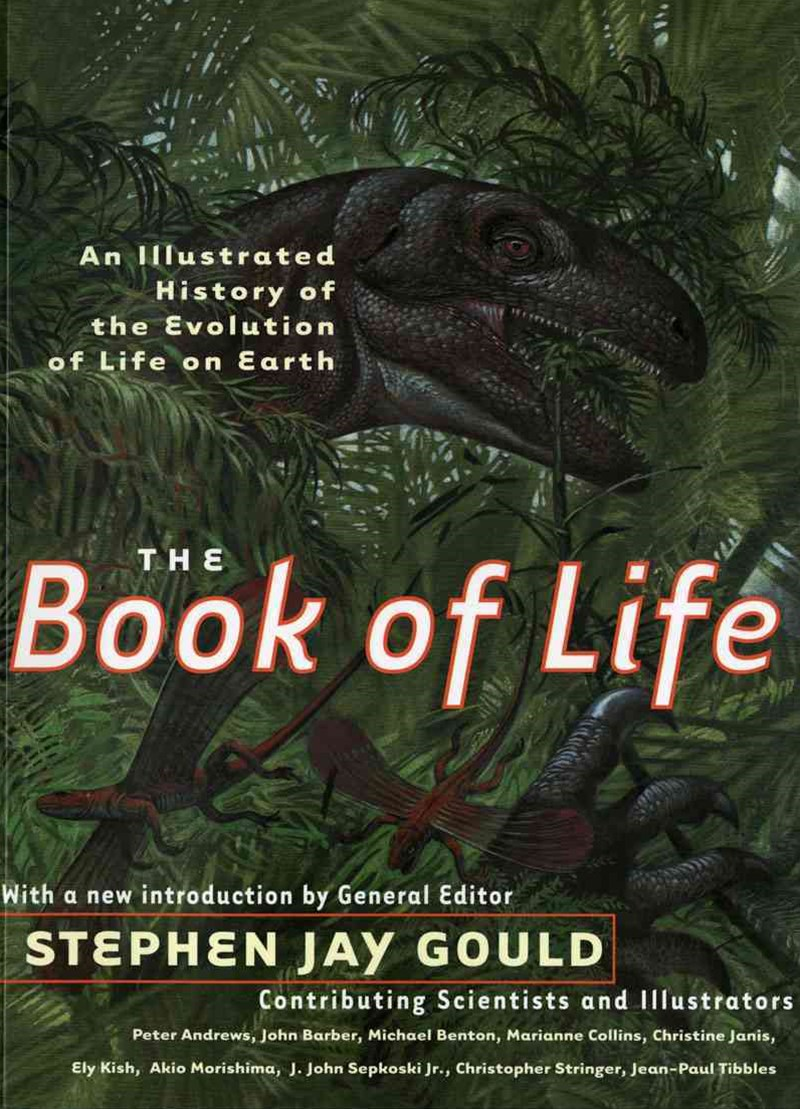 Book of Life - an Illustrated History of the Evolution of Life on Earth