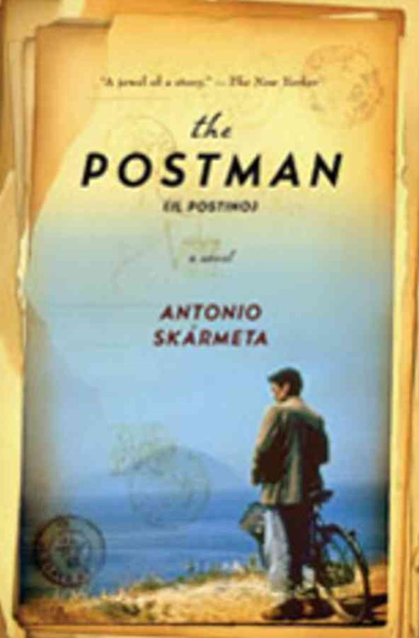 The Postman  (Il Postino) a Novel