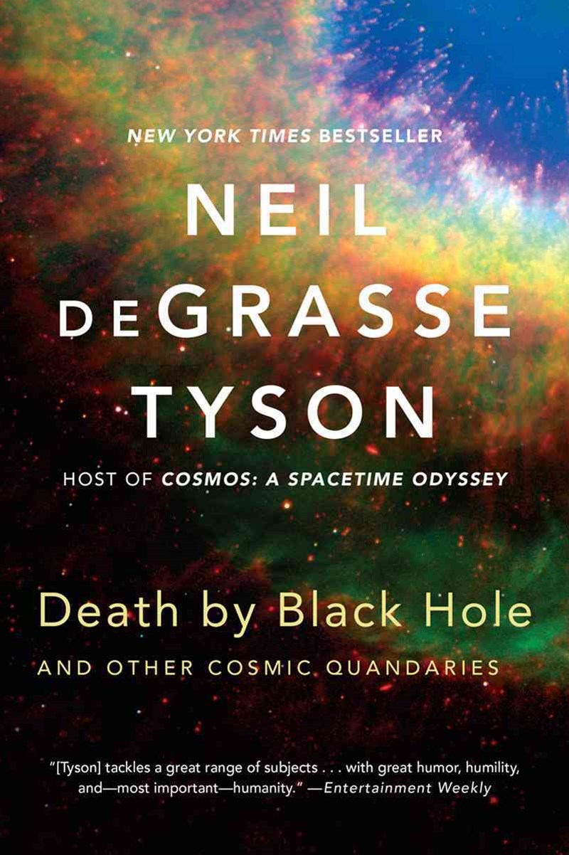 Death By Black Hole and Other Cosmic Quandaries