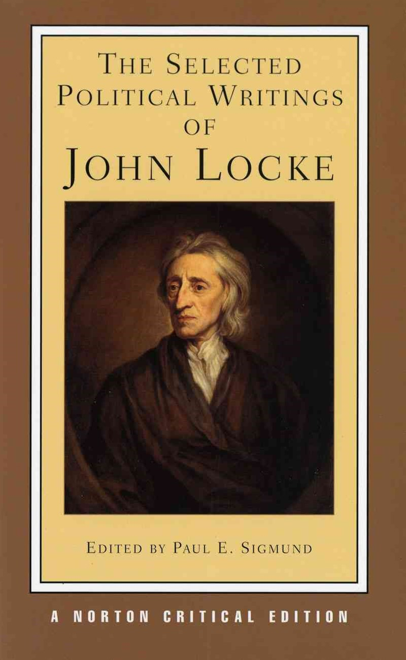 Selected Political Writings of John Locke