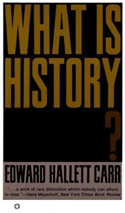 What Is History? by Edward Hallett Carr, Edward Hallet Carr (9780394703916) - PaperBack - Education Teaching Guides