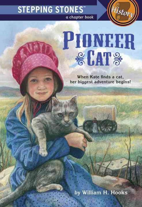 Stepping Stone Pioneer Cat